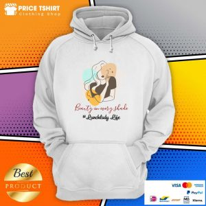 Beauty In Every Shade Lunch Lady Life Hoodie