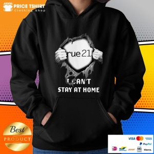 Blood Inside Me Rue21 I Can Not Stay At Home Hoodie