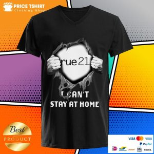 Blood Inside Me Rue21 I Can Not Stay At Home V-neck