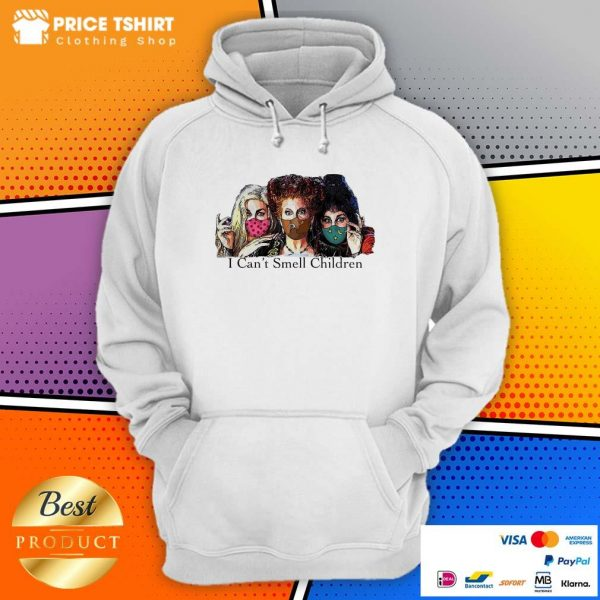 Hocus Pocus I Can Not Smell Children Hoodie