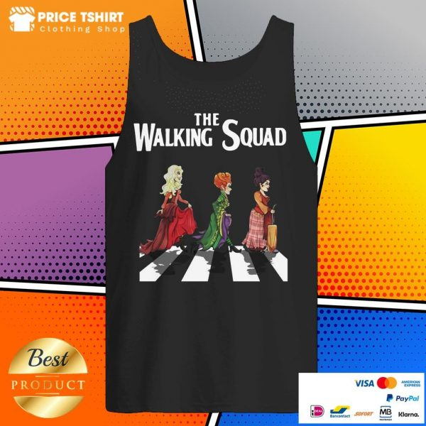 Hocus Pocus The Walking Squad Abbey Road Tank Top
