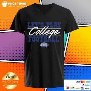 Lets Play College Football 2020 V-neck