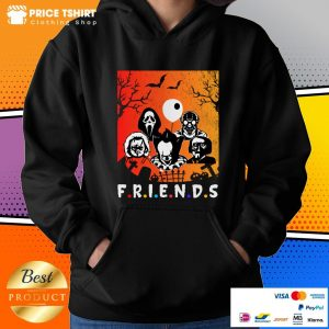 Pennywise And Awful Character Halloween Hoodie