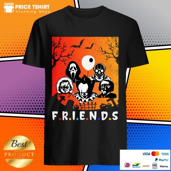 Pennywise And Awful Character Halloween Shirt