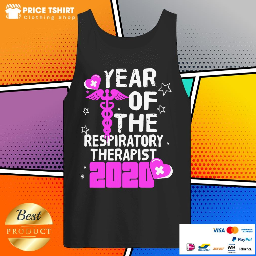 Year Of The Respiratory Therapist 2020 Tank Top