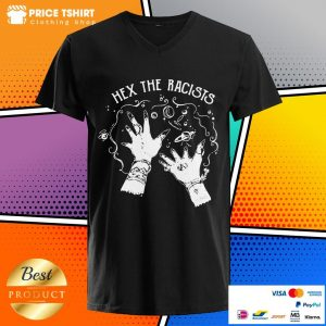 Hex The Racists Universe V-neck