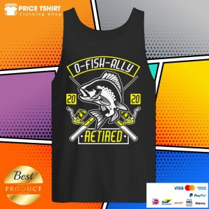 O Fish Ally Retired Since 2020 Tank Top